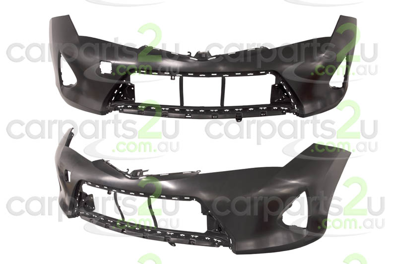 TOYOTA COROLLA GSV40  FRONT BUMPER - New quality car parts & auto spares online Australia wide with the convenience of shopping from your own home. Carparts 2U Penrith Sydney