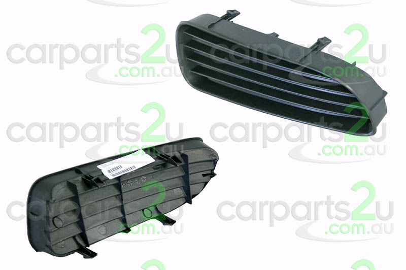 TOYOTA COROLLA AE112  FRONT BAR GRILLE - New quality car parts & auto spares online Australia wide with the convenience of shopping from your own home. Carparts 2U Penrith Sydney
