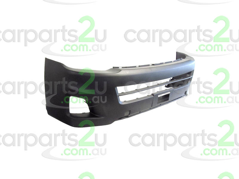 TOYOTA HIACE HIACE VAN  FRONT BUMPER - New quality car parts & auto spares online Australia wide with the convenience of shopping from your own home. Carparts 2U Penrith Sydney