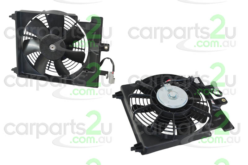 TOYOTA HIACE HILUX UTE  RADIATOR FAN ASSEMBLY - New quality car parts & auto spares online Australia wide with the convenience of shopping from your own home. Carparts 2U Penrith Sydney