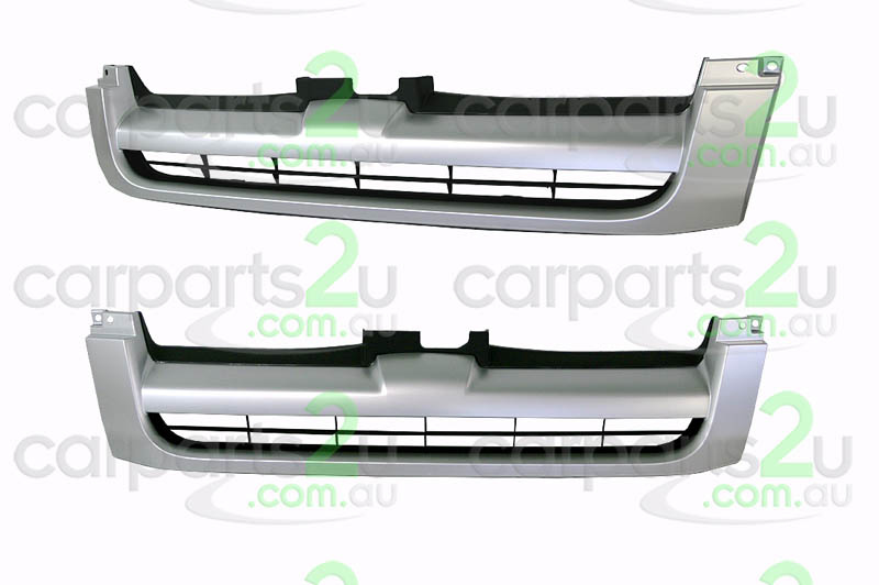 TOYOTA HIACE HIACE VAN  GRILLE - New quality car parts & auto spares online Australia wide with the convenience of shopping from your own home. Carparts 2U Penrith Sydney