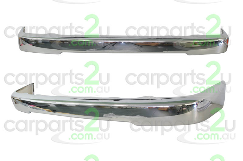 TOYOTA HILUX HIACE VAN  FRONT BUMPER - New quality car parts & auto spares online Australia wide with the convenience of shopping from your own home. Carparts 2U Penrith Sydney