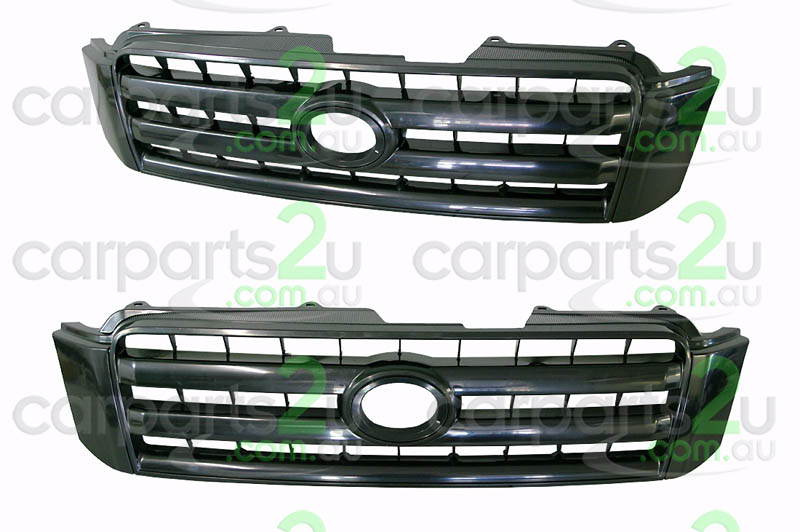 TOYOTA KLUGER HILUX UTE  GRILLE - New quality car parts & auto spares online Australia wide with the convenience of shopping from your own home. Carparts 2U Penrith Sydney
