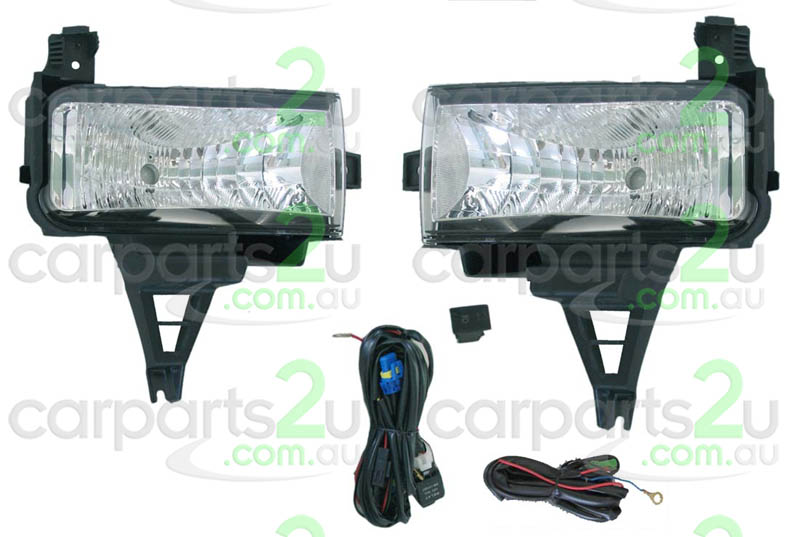 TOYOTA LANDCRUISER ZRE182 HATCH  FOG LIGHT KIT - New quality car parts & auto spares online Australia wide with the convenience of shopping from your own home. Carparts 2U Penrith Sydney