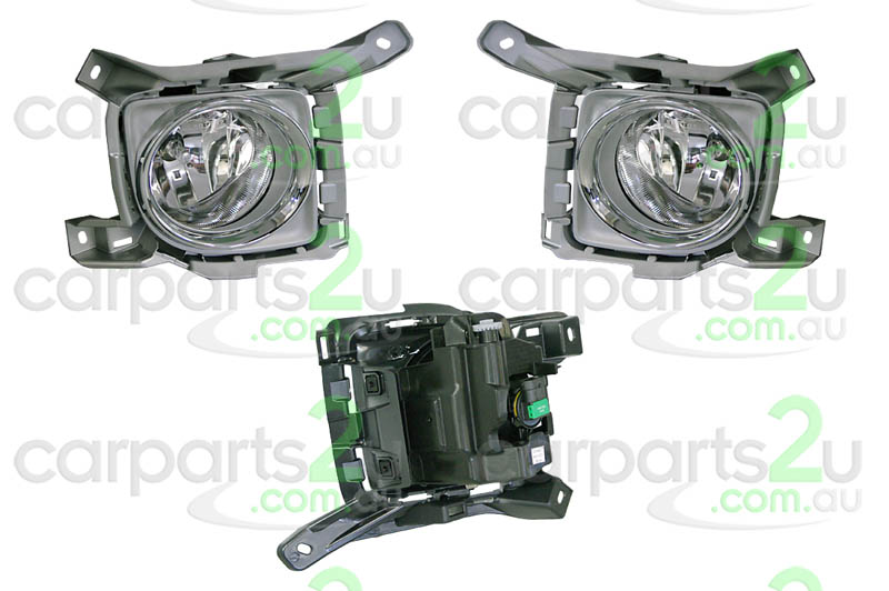 TOYOTA LANDCRUISER 200 SERIES  FOG LIGHT KIT - New quality car parts & auto spares online Australia wide with the convenience of shopping from your own home. Carparts 2U Penrith Sydney