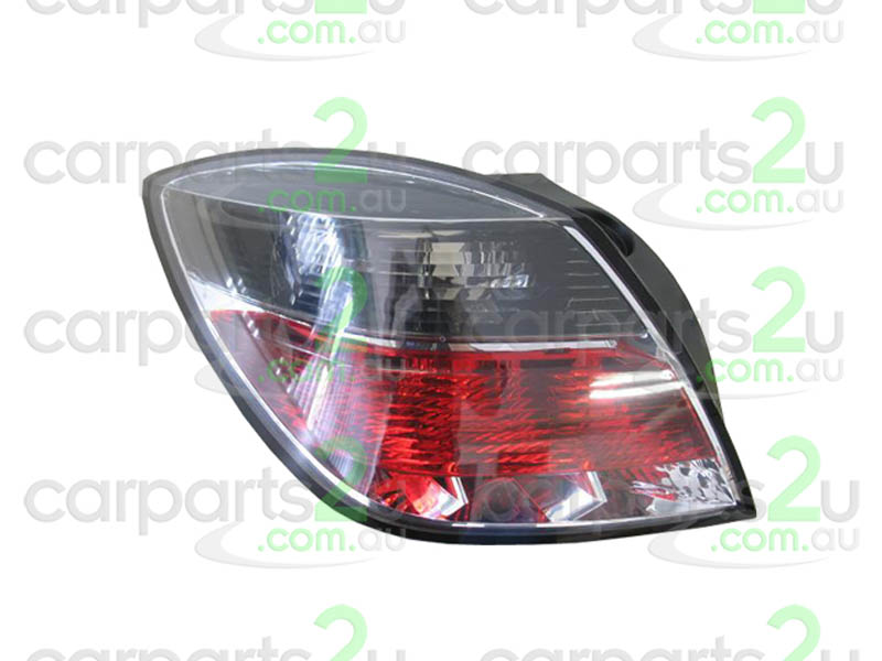 TAIL LIGHT LEFT LEFT HAND SIDE TAIL LIGHT TO SUIT HOLDEN ASTRA AH 3 DOOR MODELS ONLY BETWEEN 7/2005-8/2009 