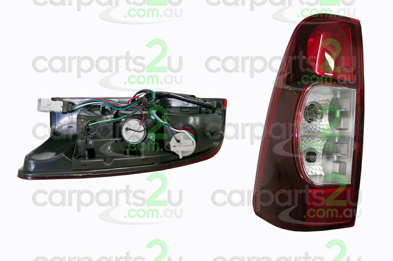 Parts To Suit Holden Rodeo Spare Car Parts Ra Tail Light 9752