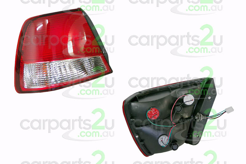 HYUNDAI ACCENT ACCENT  TAIL LIGHT - New quality car parts & auto spares online Australia wide with the convenience of shopping from your own home. Carparts 2U Penrith Sydney