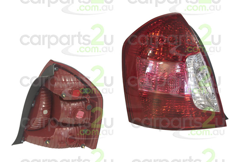 HYUNDAI ACCENT MC  TAIL LIGHT - New quality car parts & auto spares online Australia wide with the convenience of shopping from your own home. Carparts 2U Penrith Sydney