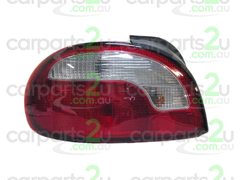 HYUNDAI EXCEL MC  TAIL LIGHT - New quality car parts & auto spares online Australia wide with the convenience of shopping from your own home. Carparts 2U Penrith Sydney