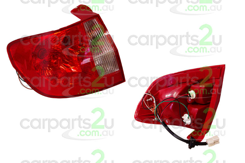 HYUNDAI GETZ EXCEL X3  TAIL LIGHT - New quality car parts & auto spares online Australia wide with the convenience of shopping from your own home. Carparts 2U Penrith Sydney