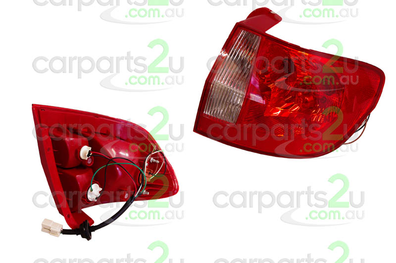 HYUNDAI GETZ TB  TAIL LIGHT - New quality car parts & auto spares online Australia wide with the convenience of shopping from your own home. Carparts 2U Penrith Sydney