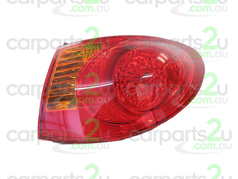 HYUNDAI ELANTRA ELANTRA XD  TAIL LIGHT - New quality car parts & auto spares online Australia wide with the convenience of shopping from your own home. Carparts 2U Penrith Sydney