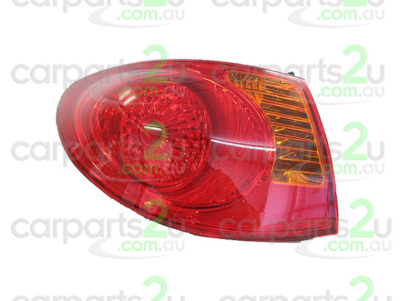 HYUNDAI ELANTRA ELANTRA HD  TAIL LIGHT - New quality car parts & auto spares online Australia wide with the convenience of shopping from your own home. Carparts 2U Penrith Sydney
