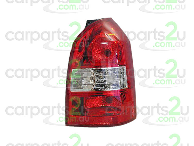 HYUNDAI TUSCON TUSCON WAGON  TAIL LIGHT - New quality car parts & auto spares online Australia wide with the convenience of shopping from your own home. Carparts 2U Penrith Sydney