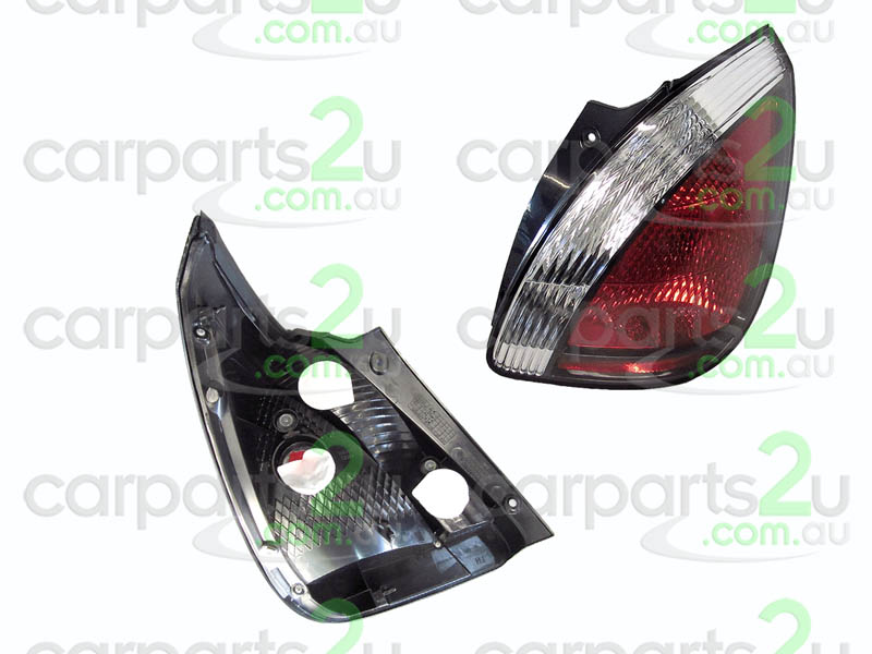 KIA RIO RIO JB  TAIL LIGHT - New quality car parts & auto spares online Australia wide with the convenience of shopping from your own home. Carparts 2U Penrith Sydney