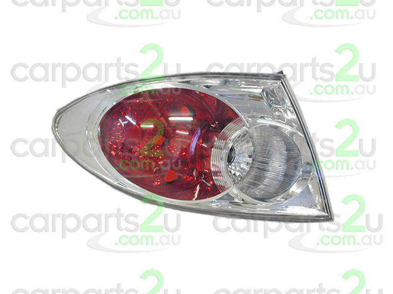 MAZDA MAZDA 6  MAZDA 3 BL  TAIL LIGHT - New quality car parts & auto spares online Australia wide with the convenience of shopping from your own home. Carparts 2U Penrith Sydney