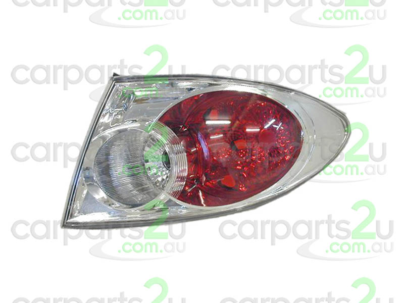 MAZDA MAZDA 6  MAZDA 6 GG/GY  TAIL LIGHT - New quality car parts & auto spares online Australia wide with the convenience of shopping from your own home. Carparts 2U Penrith Sydney