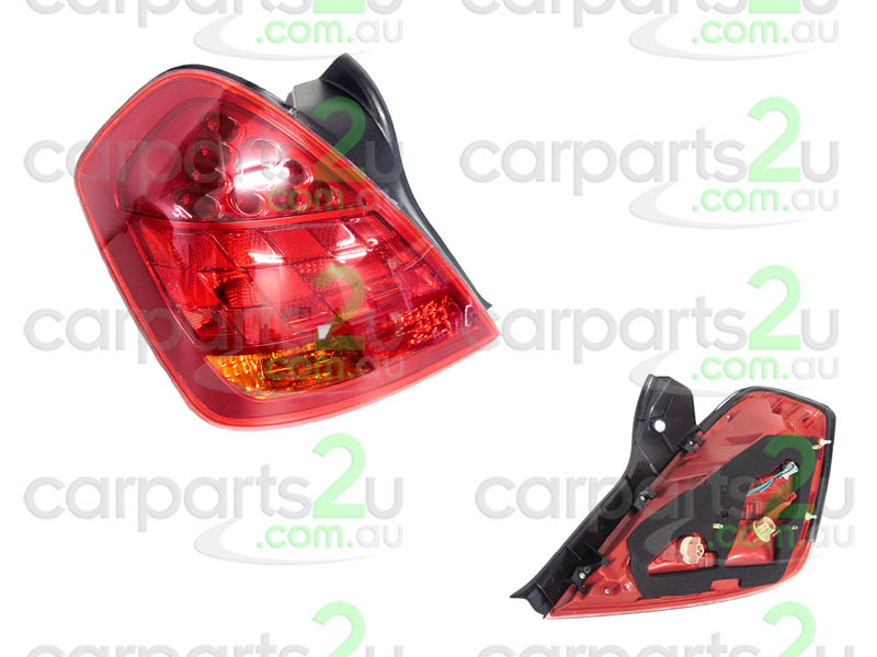 NISSAN MAXIMA J31  TAIL LIGHT - New quality car parts & auto spares online Australia wide with the convenience of shopping from your own home. Carparts 2U Penrith Sydney