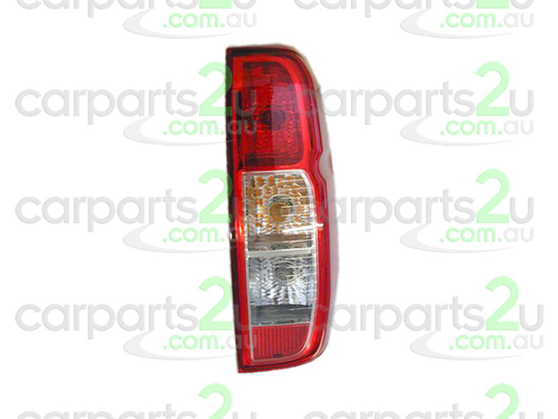 NISSAN NAVARA D40T UTE *THAI BUILD MNT*  TAIL LIGHT - New quality car parts & auto spares online Australia wide with the convenience of shopping from your own home. Carparts 2U Penrith Sydney