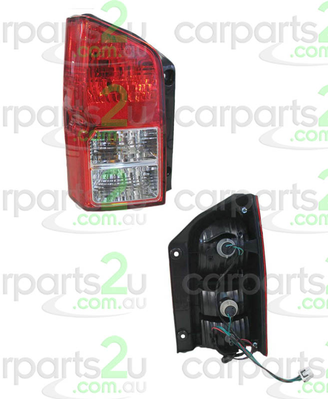 NISSAN PATHFINDER R50 SERIES 2  TAIL LIGHT - New quality car parts & auto spares online Australia wide with the convenience of shopping from your own home. Carparts 2U Penrith Sydney