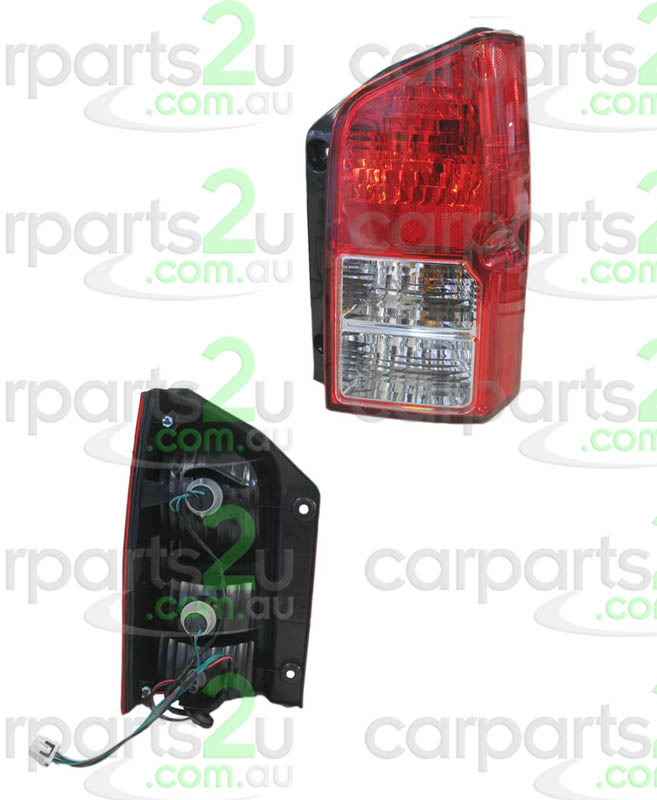 NISSAN PATHFINDER R51  TAIL LIGHT - New quality car parts & auto spares online Australia wide with the convenience of shopping from your own home. Carparts 2U Penrith Sydney