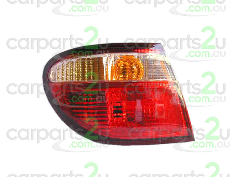NISSAN PULSAR R51  TAIL LIGHT - New quality car parts & auto spares online Australia wide with the convenience of shopping from your own home. Carparts 2U Penrith Sydney