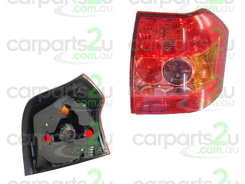 2005 Toyota Corolla Tail Lights